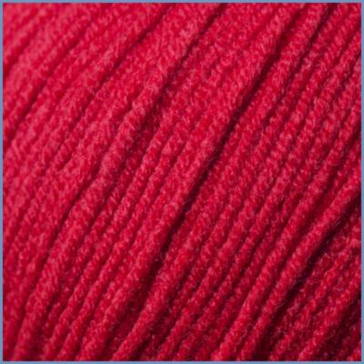 Пряжа для вязания Valencia Santana, 641 цвет, 50% хлопок, 50% высокообъемный акрил