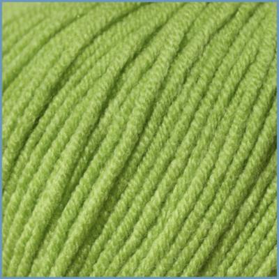 Пряжа для вязания Valencia Santana, 741 цвет, 50% хлопок, 50% высокообъемный акрил
