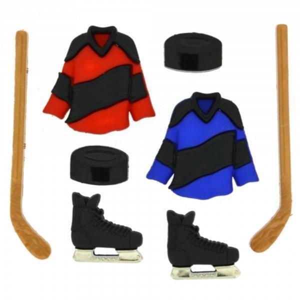 1294 Фигурки. Хоккей | Dress it up США