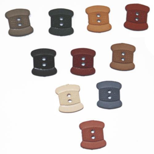 1075 Декоративные пуговицы. Катушки ниток | Dress it up США