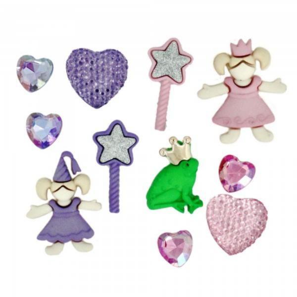 5812 Фигурки. Маленькая принцесса | Dress it up США