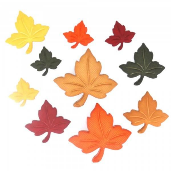323 Фигурки. Осенние листья   Dress it up США