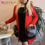 Wisteria - вязаная дизайнерская одежда