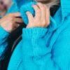 Женский кардиган бирюзовый от Wisteria