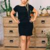 Женский костюм черный от Wisteria