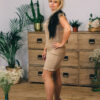 Женский костюм бежевый от Wisteria