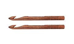 31250 Крючок вязальный односторонний 8.00 мм Ginger KnitPro