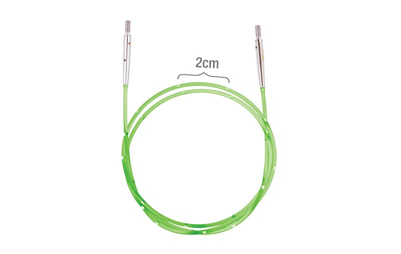 """42177 Леска 126 см для создания круговых спиц длиной 150 см/60"""" IC KnitPro"""