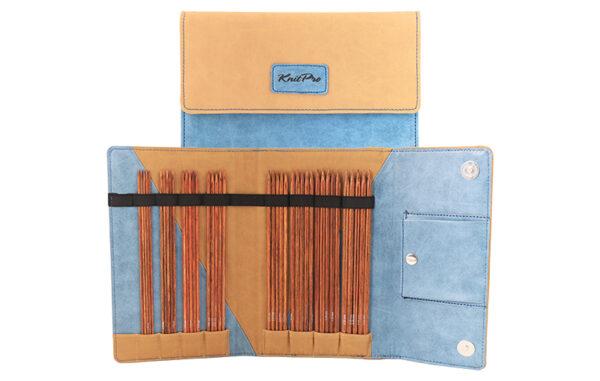 31283 Набор деревянных носочных спиц 20 см Ginger KnitPro