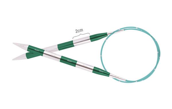 42082 Спицы круговые 2.25 мм - 80 см Smartstix KnitPro