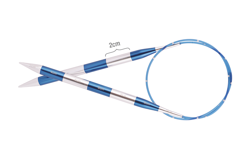 42073 Спицы круговые 6.00 мм - 60 см Smartstix KnitPro