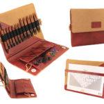 """31282 Набор деревянных съемных коротких спиц """"Deluxe"""" (Special) Ginger KnitPro"""
