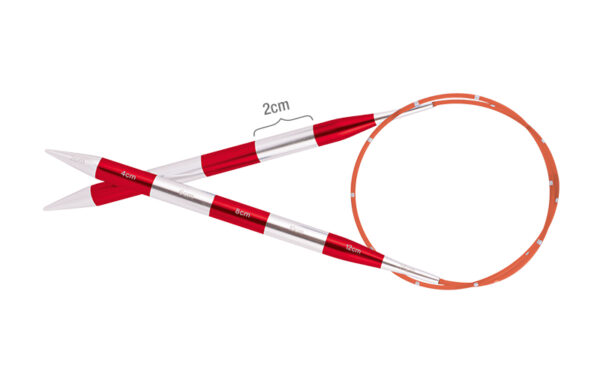 42047 Спицы круговые 3.50 мм - 40 см Smartstix KnitPro