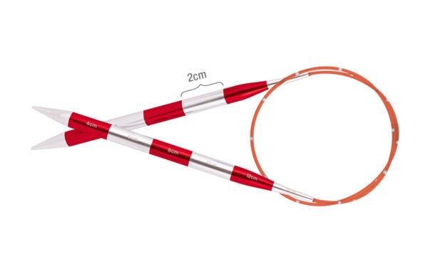 42048 Спицы круговые 3.75 мм - 40 см Smartstix KnitPro