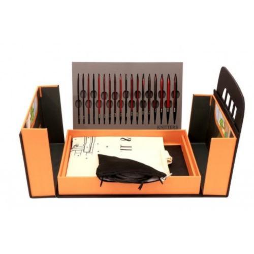 20641 KNIT & PURR Подарочный набор ультра модных и современных съемных спиц Knitpro 14