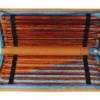 31285 Набор деревянных прямых спиц 35 см  Ginger KnitPro 4