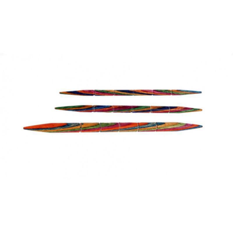 20501 Спицы вспомогательные 3 шт (3.25, 4.00, 5.00 mm) Symfonie Wood KnitPro