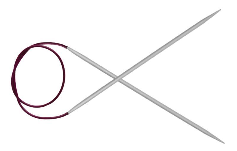 Спицы круговые 100 см Basix Aluminium KnitPro, 45341, 2.00 мм