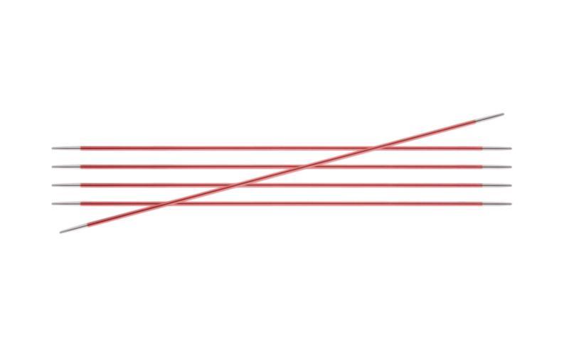 Спицы носочные 15 см Zing KnitPro, 47001, 2.00 мм