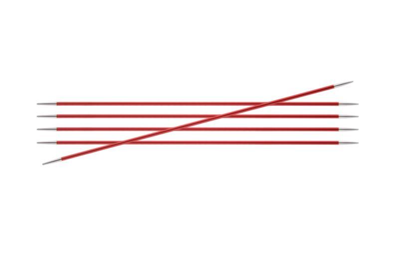 Спицы носочные 15 см Zing KnitPro, 47003, 2.50 мм