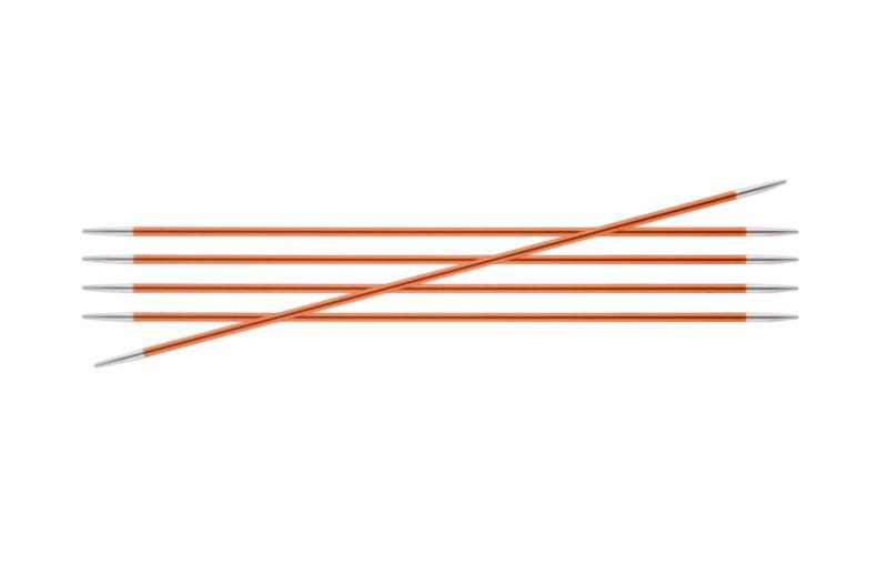 Спицы носочные 15 см Zing KnitPro, 47004, 2.75 мм