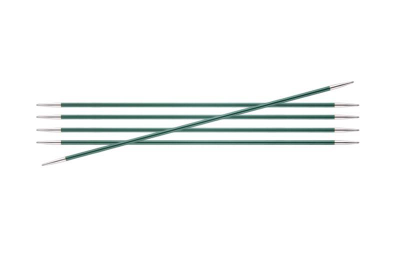 Спицы носочные 15 см Zing KnitPro, 47005, 3.00 мм