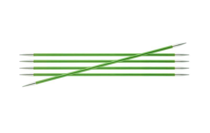 Спицы носочные 15 см Zing KnitPro, 47007, 3.50 мм