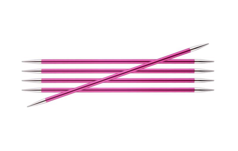 Спицы носочные 15 см Zing KnitPro, 47011, 5.00 мм