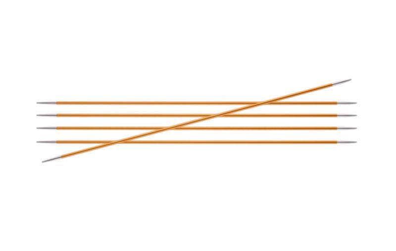 Спицы носочные 20 см Zing KnitPro, 47032, 2.25 мм