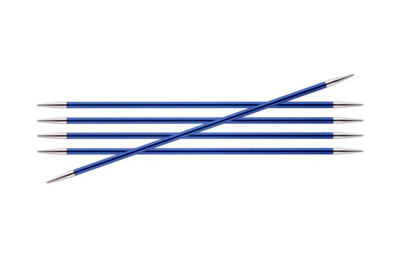 Спицы носочные 20 см Zing KnitPro, 47039, 4.00 мм