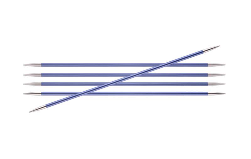 Спицы носочные 20 см Zing KnitPro, 47040, 4.50 мм