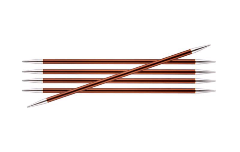 Спицы носочные 20 см Zing KnitPro, 47042, 5.50 мм