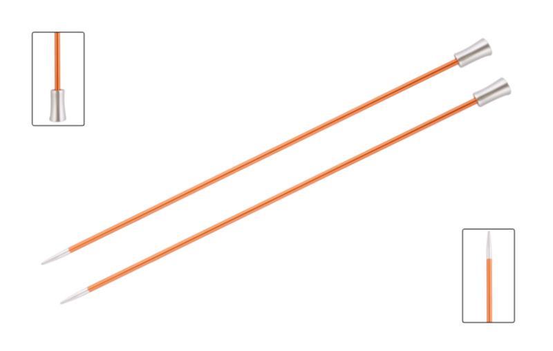 Спицы прямые 30 см Zing KnitPro, 47264, 2.75 мм
