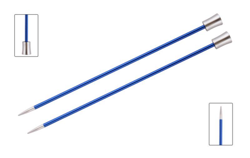 Спицы прямые 30 см Zing KnitPro, 47269, 4.00 мм
