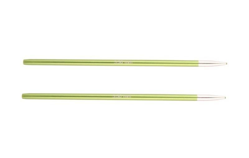 Спицы съемные короткие Zing KnitPro, 47521, 3.50 мм