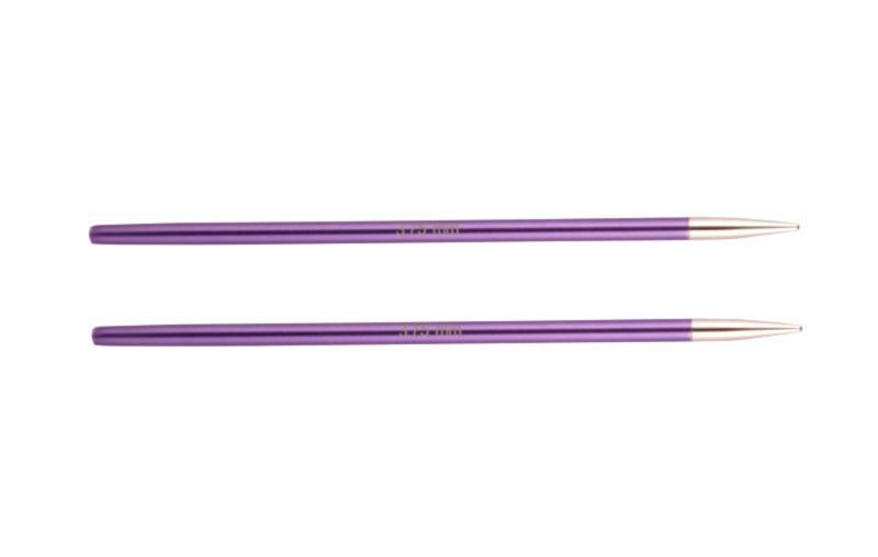 Спицы съемные короткие Zing KnitPro, 47522, 3.75 мм