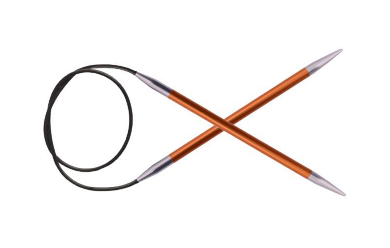 Спицы круговые 100 см Zing KnitPro, 47154, 2.75 мм
