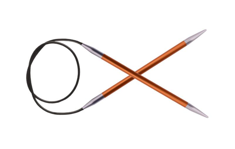 Спицы круговые 120 см Zing KnitPro, 47184, 2.75 мм