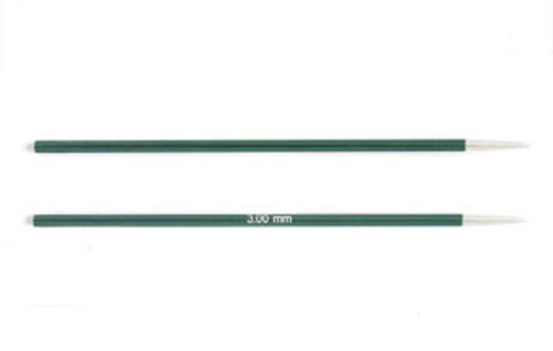 47528 Спицы съемные короткие 3.00 mm Zing KnitPro