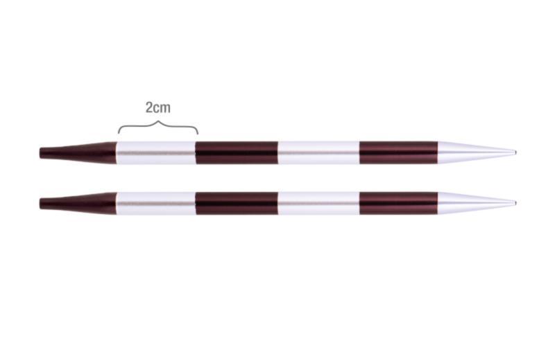 42129 Спицы съемные 6.00 мм Smartstix KnitPro