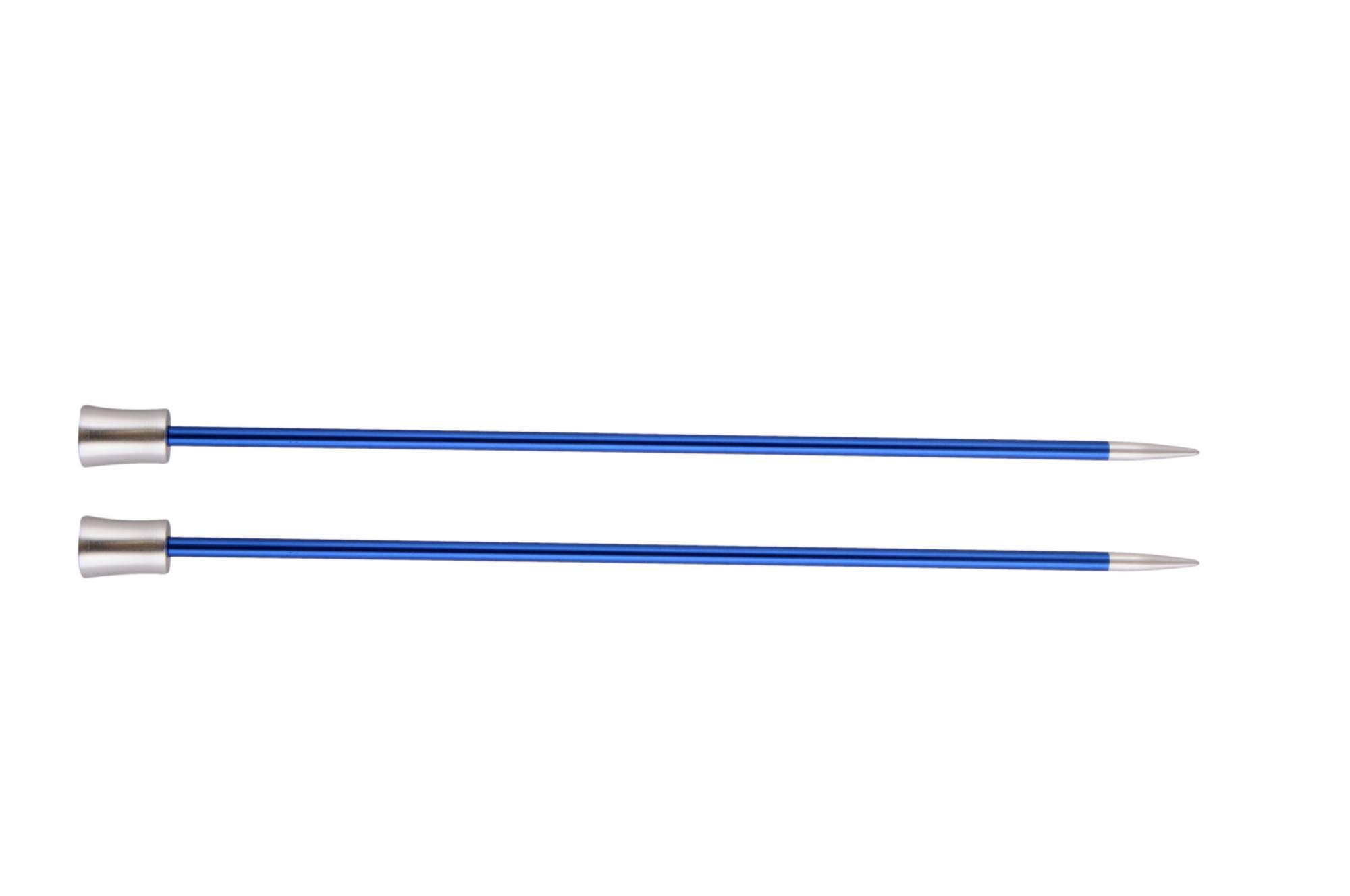 Спицы прямые 35 см Zing KnitPro, 47299, 4.00 мм