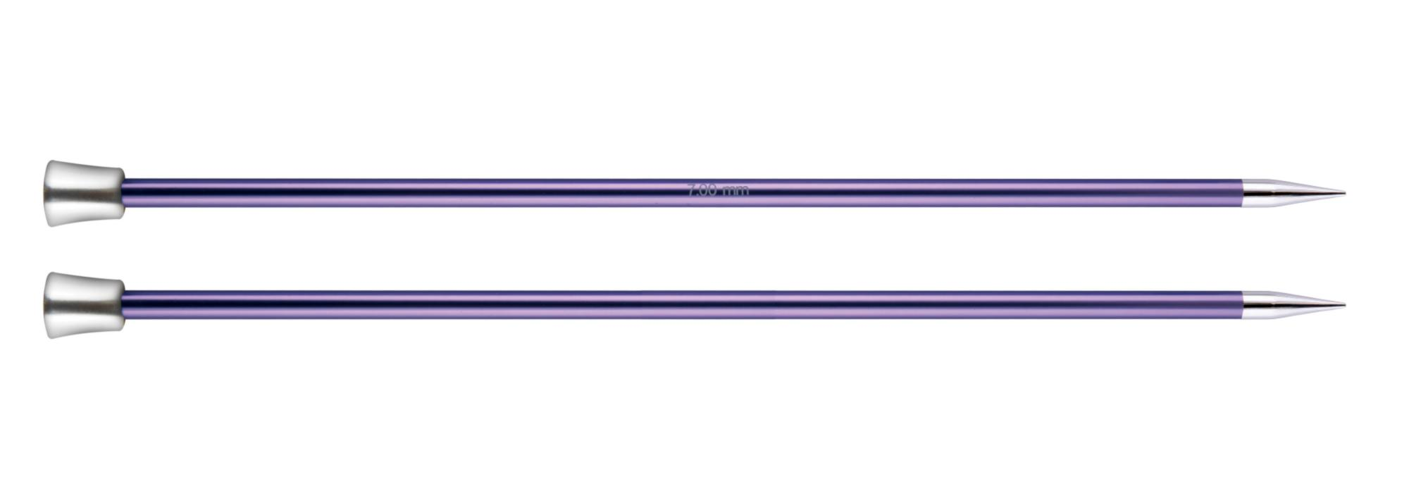 Спицы прямые 35 см Zing KnitPro, 47305, 7.00 мм
