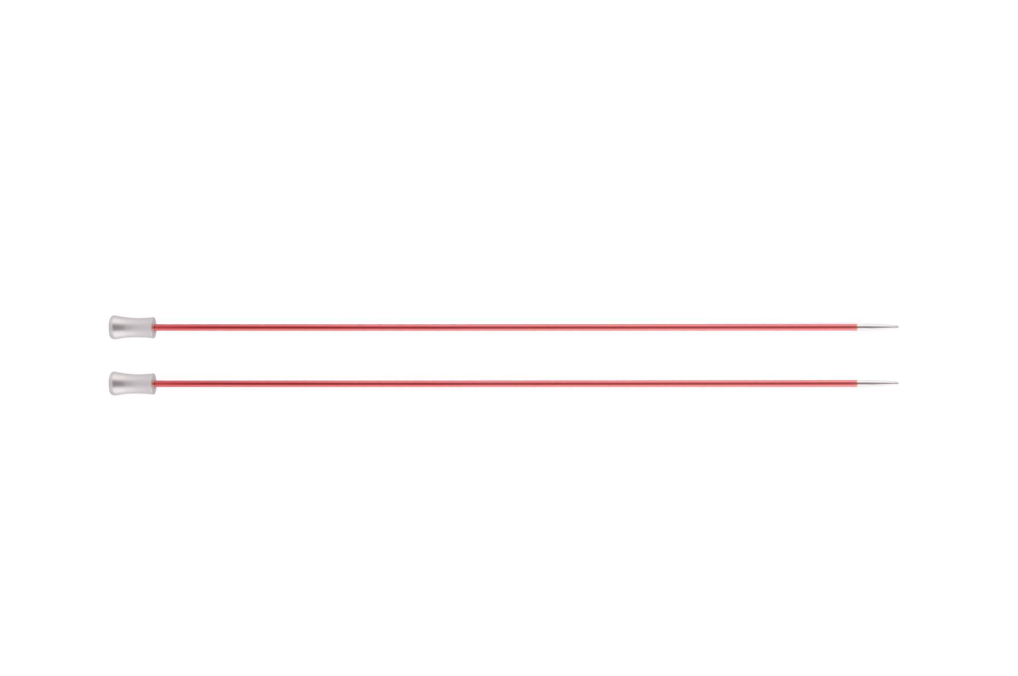 Спицы прямые 40 см Zing KnitPro, 47321, 2.00 мм