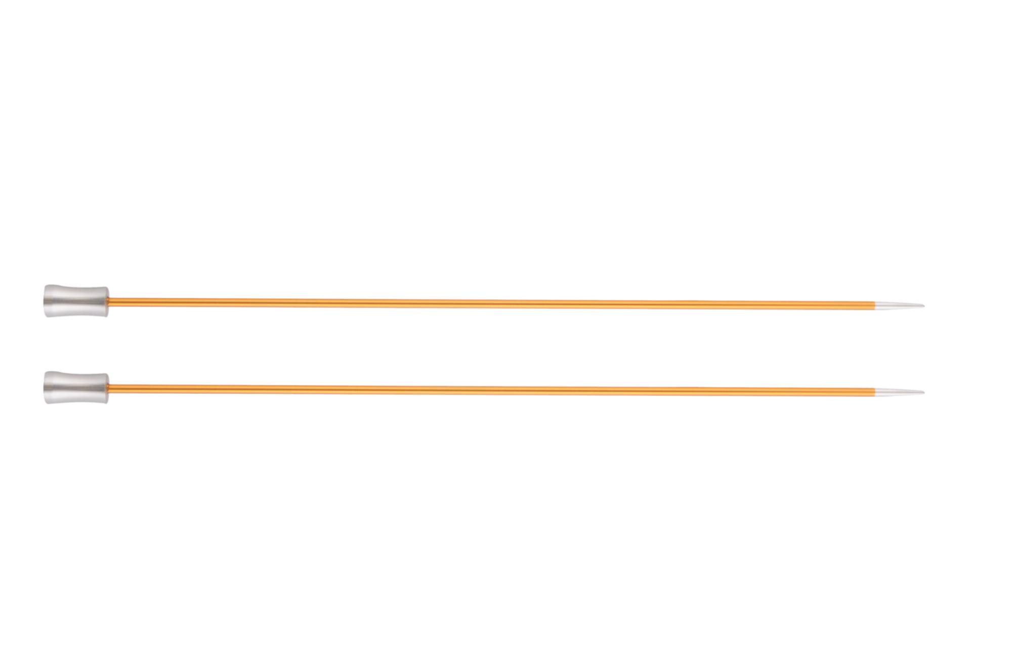 Спицы прямые 40 см Zing KnitPro, 47322, 2.25 мм
