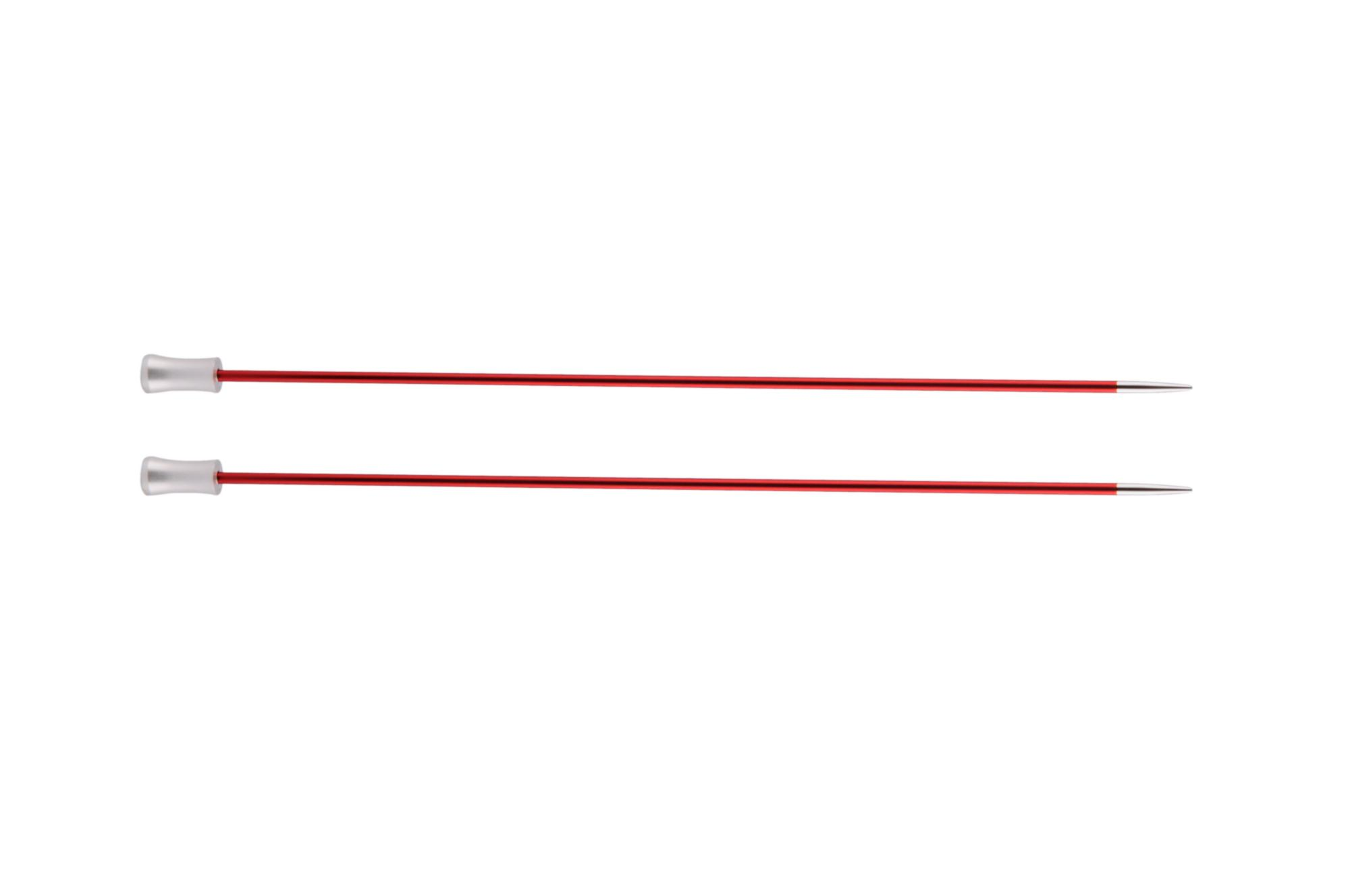Спицы прямые 40 см Zing KnitPro, 47323, 2.50 мм