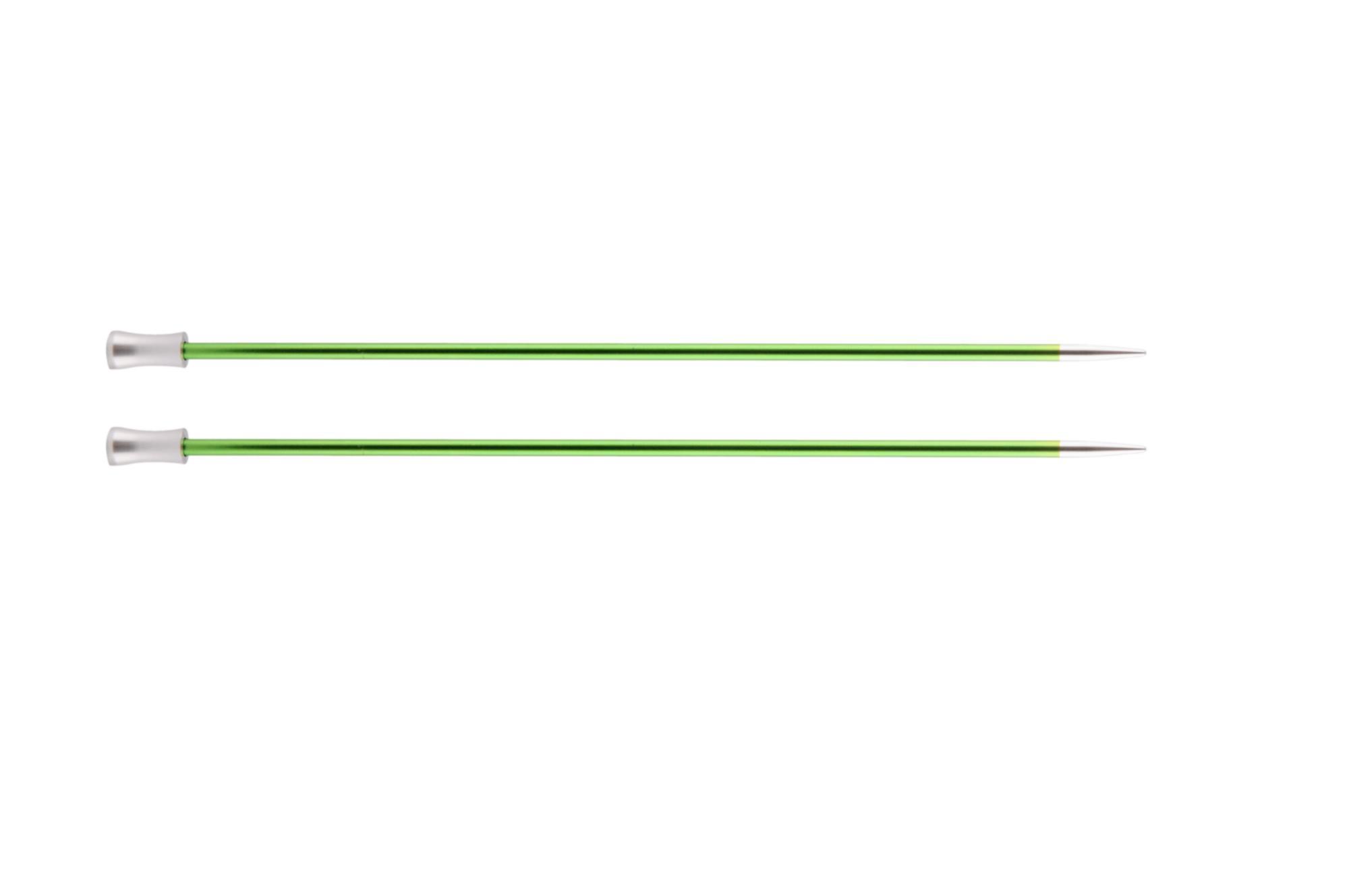 Спицы прямые 40 см Zing KnitPro, 47327, 3.50 мм