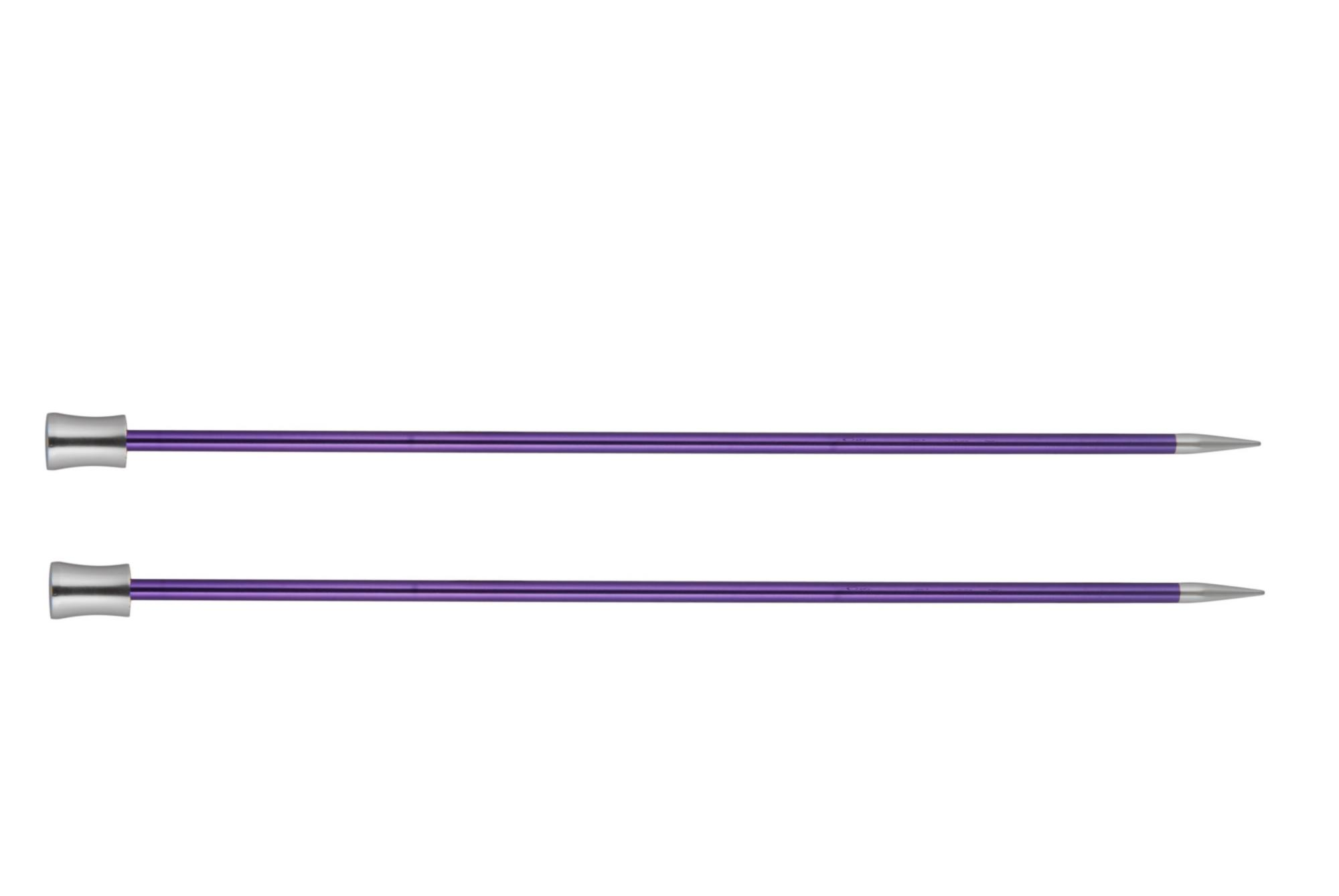 Спицы прямые 40 см Zing KnitPro, 47328, 3.75 мм
