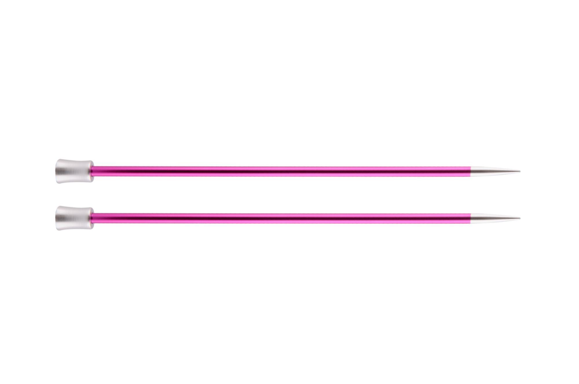 Спицы прямые 40 см Zing KnitPro, 47331, 5.00 мм