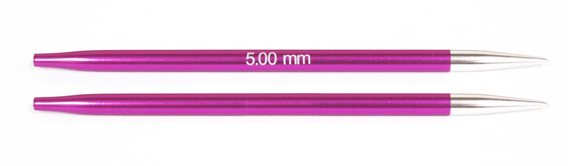 Спицы съемные Zing KnitPro, 47505, 5.00 мм