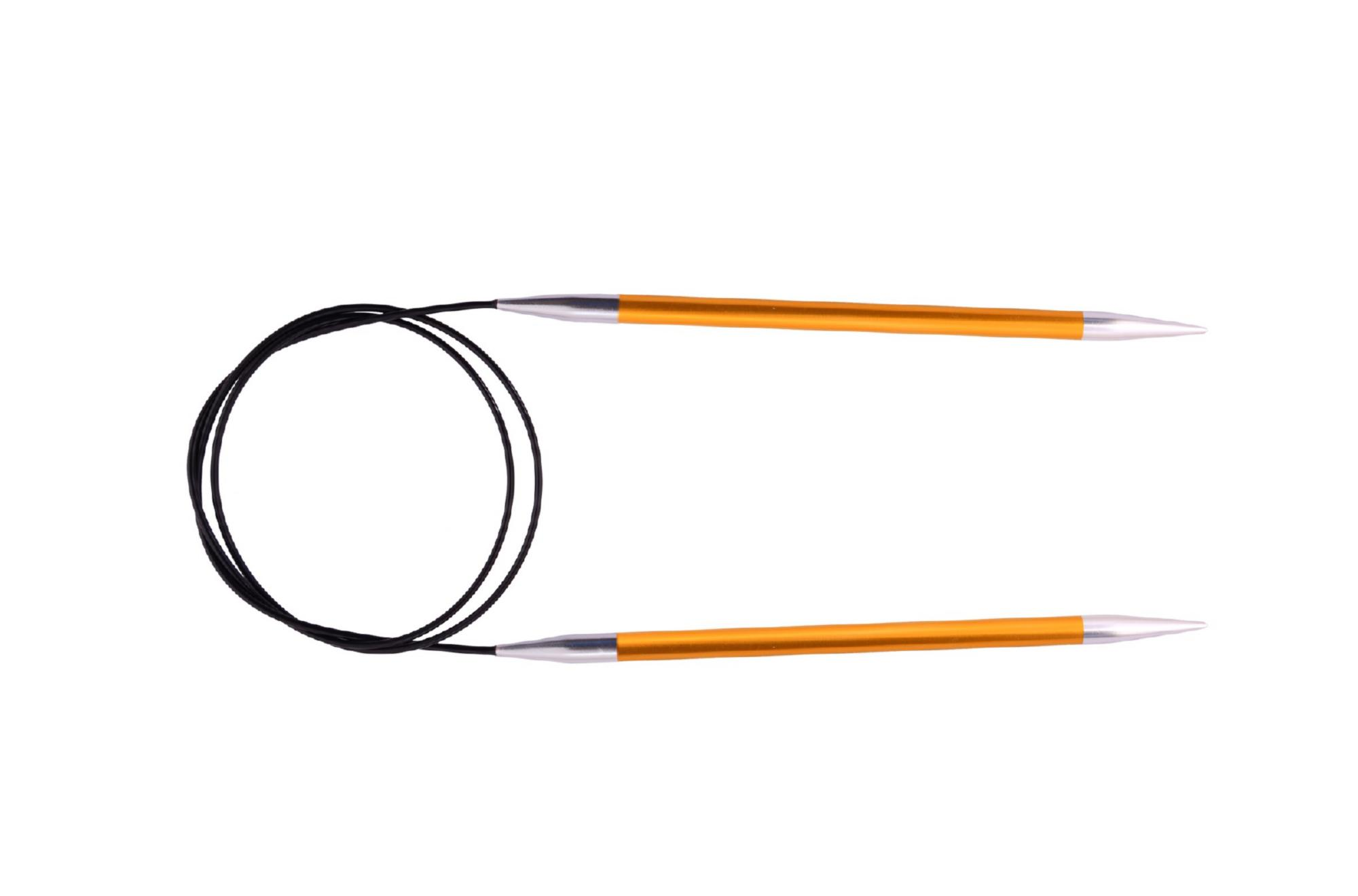 Спицы круговые 100 см Zing KnitPro, 47152, 2.25 мм